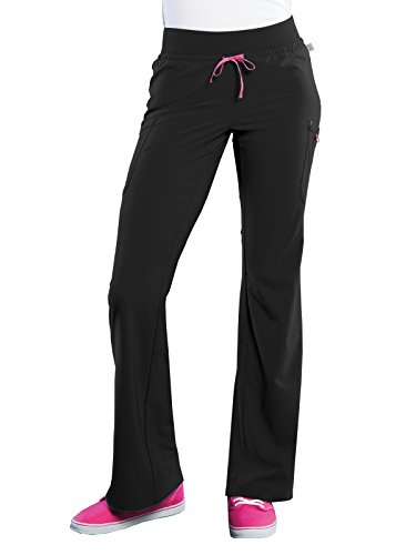 Smitten Miracle S201019 Legendary Yoga Pant Black S Tall by Landau