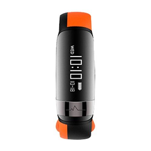 Pulsera Inteligente,Anillo de cámara Resistente al Agua de Desgaste ...