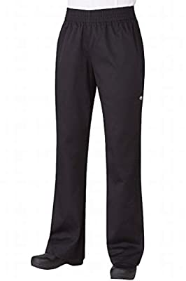 Chef Works Women's Essential Baggy Chef Pants
