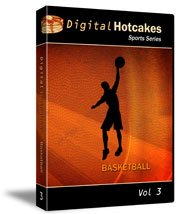 Digital Hotcakes Sports Series vol 3 Basketball