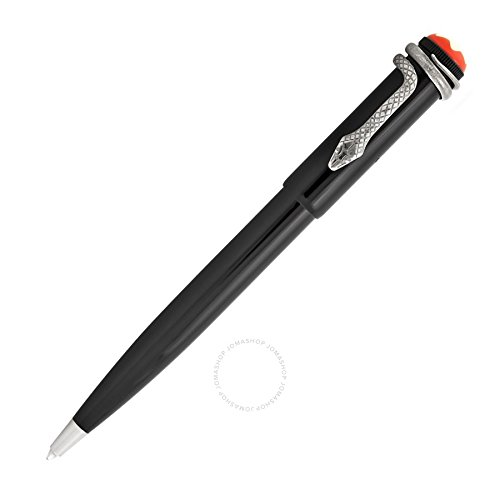 Montblanc Heritage Collection Rouge et Noir Special Edition Ballpoint Pen 114724 (Rouge Noir)
