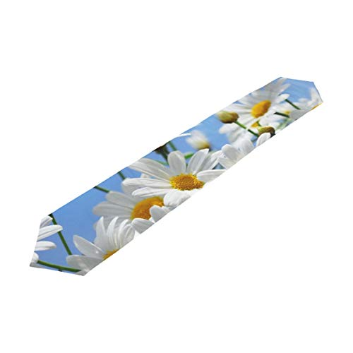 Table Runner Flower References On Pinterest Modern Dining Table Runner Coffee Mat Non-Slip Heat Resistant Square Folding 13 x 90 inches Table Runners Decor for Party Wedding Holiday Banquet Patio (Decor Table Dining Pinterest)