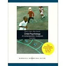 Child Psychology: A Contemporary Viewpoint by Parke (2008-08-01)