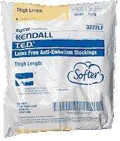 (T.E.D. Thigh Length Anti-Embolism Stockings Small, Long, Latex Free)
