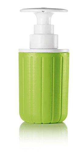 Guzzini My Kitchen Soap Pump, 9-3/4-Fluid Ounces, Green