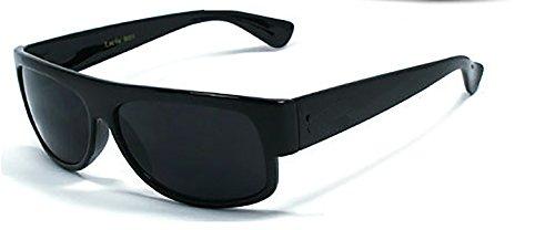 bd725a92ee8 Classic Old School Super Dark Lens Eazy E Locs Sunglasses-U036Sd- NO LOGO