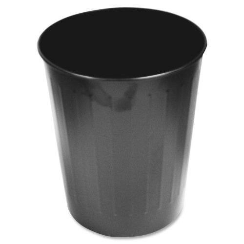 Wholesale CASE of 10 - Genuine Joe 6 Gallon Fire-safe Trash