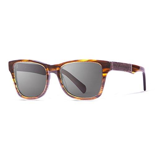 Ocean Sunglasses 11100.2 Lunette de Soleil Mixte Adulte, Marron