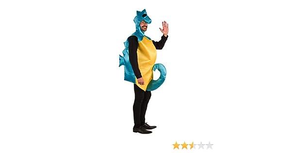 El Rey del Carnaval Disfraz de Caballito De Mar para Hombre ...