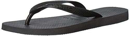 Havaianas Men's Top  Sandal,Black,43/44 BR (11/12 M - Shop Havainas