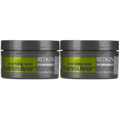 Redken For Men Maneuver Working Wax, 3.4 oz, 2 pk Sold By HERO24HOUR Thank You