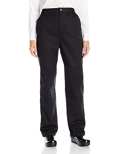 Executive Chef Pants (Uncommon Threads Unisex  Executive Chef Pant, Black, Large)
