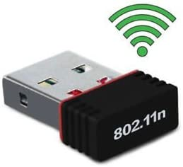 BIPL Mini Wireless WiFi Adaptor 2.4Ghz Wireless WiFi Dongle