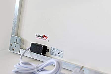 infrarotpro infrarotheizung 750w mit digitalthermostat sommerangebot 7 jahre garantie made in. Black Bedroom Furniture Sets. Home Design Ideas