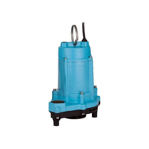 Little Giant 506801 6EC Series 1/3 hp Manual Plastic Base Sump Pump by Little Giant