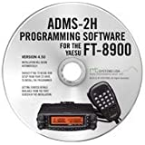 RT Systems Yaesu ADMS-2H Programming Software on CD with USB Computer Interface Cable for FT-8900R