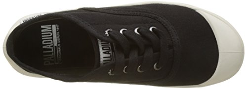 Low Palladium Canvas Black 585 Noir Marshmallow Femme Sub Baskets 1axwaqUz6