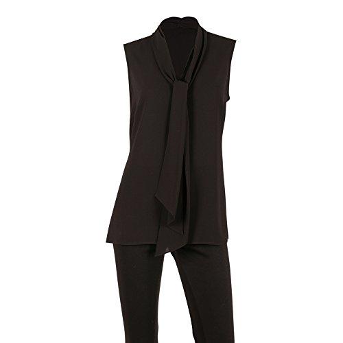 Sleeveless Bow Front Dress - 6
