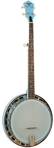 6-LBL Starlight Series Resonator Banjo, Sky ()