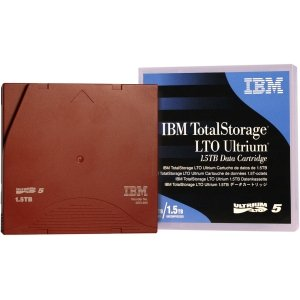 Ibm 46x1290 Lto Ultrium 5 Data Cartridge - Lto-5 - 1.50 Tb (native) / 3 Tb (compressed) - 2775.59 F by IBM
