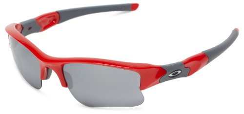 ciclismo Rojo Flak 32 Oakley de Xlj Jacket hombre para Gafas pBwfqXz