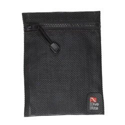 Dive Rite Single-Zip Pocket ()