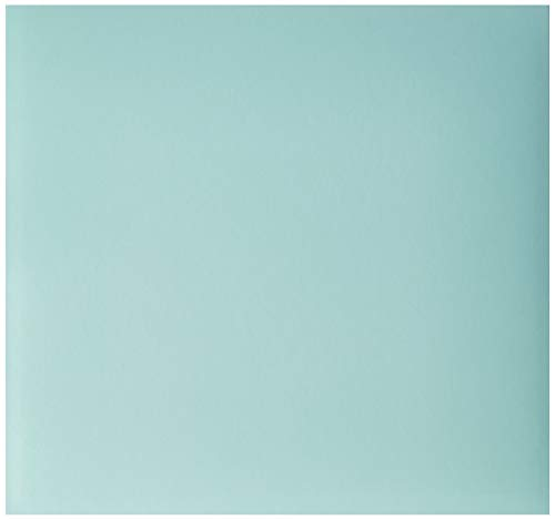 K&Company Mint Faux Leather Post Bound Basic Album - 12 Leather Faux
