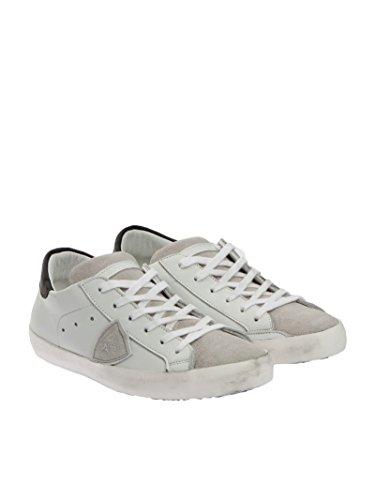 Philippe Model Unisex CLLU1003 Weiss Leder Sneakers