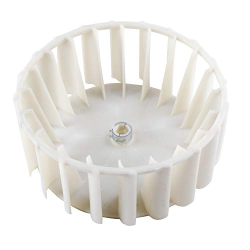 (Wadoy Y303836 Blower Wheel for Maytag Dryer Replaces Whirlpool 303836, 312913, AP4294048, 1245880, 3-12913, 3-3836)