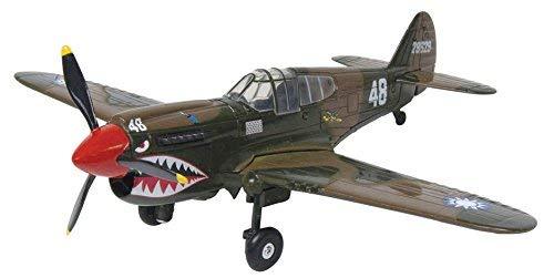 Motor Max 1:48 Sky Wings P-40 Warhawk Diecast Aircraft,, ()