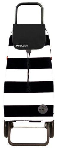 Rolser Pack Lido Taschen-Organizer Noir/Blanc/Multicolore
