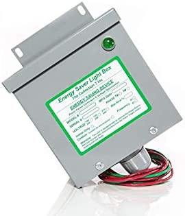 Ant Enterprises KVAR Energy Saver Power Factor Correction Unit Home Surge Protector 200 Amp