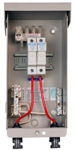 (MidNite Solar MNPV2-MC4 2 Circuits Pre-Wired Combiner Box)