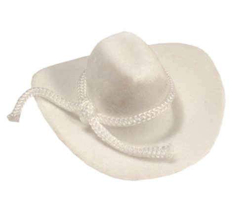 12pcs Mini Cowboy Hat Western Wedding Favors Decoration 3