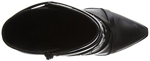 Aldo Kedaella, Botines para Mujer Black (Black Leather/97)
