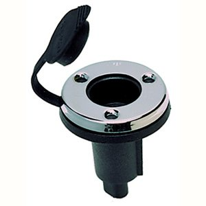 Perko Locking Collar Pole Light Mounting Base 2 Pin - Perko Clamp
