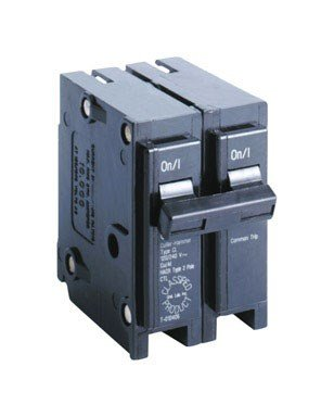 240v Breaker - Eaton Corporation CL250CS Double Pole Ul Classified Replacement Breaker, 240V, 50-Amp