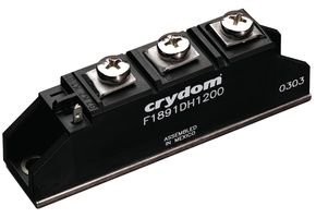 Crydom F1857HD1200 Thyristor SCR Module 1.2KV 1.5KA 5-Pin, USAuthorized Dealer