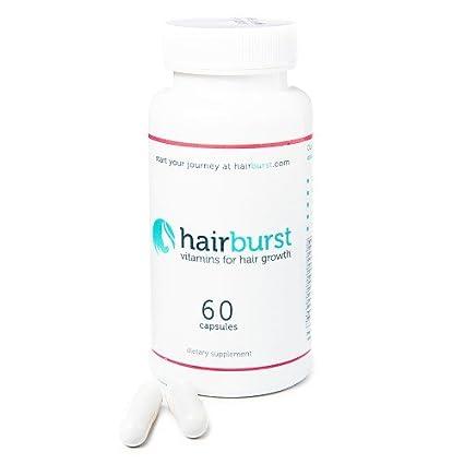 Hairburst agrega todas las vitaminas y nutrientes vitales que el cuerpo necesita para hacer crecer el