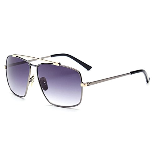 A-Royal High-Grade Mens Colorful Fashion Retro Cycling Warfarer - My Suit Which Men Sunglasses Face