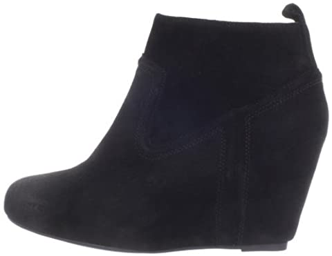 DV by Dolce Vita Women's Phillipa Ankle Boot,Black,10 M US (Dv Ankle Boots)