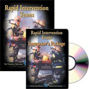 Rapid Intervention Teams Manual and Instructor Program on CD-ROM Package ()