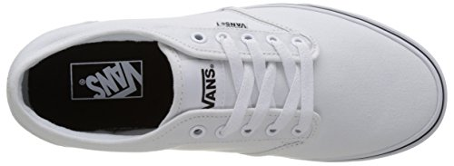 for sale 2014 Vans Men's Atwood Trainers White ((Black Foxing) White/White Ia1) wide range of cheap price sale popular cheap sale real WQ9rEe