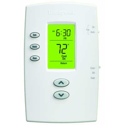 (Honeywell TH2110DV1008 PRO 2000 Vertical Programmable Thermostat)