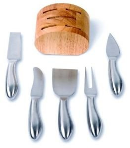 Amazon.com: Blocco Cheese Tool Set (6 pcs): Cutting Boards