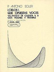 Cielos Que Opuestas Voces by Music Sales America