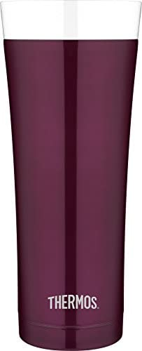 Thermos Insulated Stainless Tumbler Burgundy