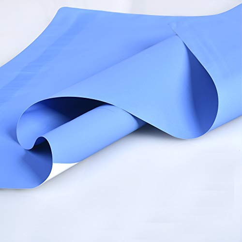 KKBESTPACK 10x13 Blue Poly Mailers Self Sealing Shipping Envelopes Waterproof Postal Bags 500