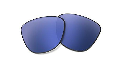 Oakley FROGSKIN 43-426 ICE IRIDIUM authentique lentille d'échange de rechange pour lunettes de soleil