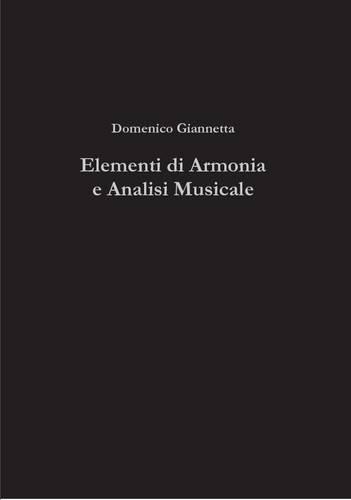 Elementi Di Armonia E Analisi Musicale